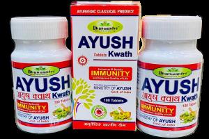 Ayush Kwath Tablets